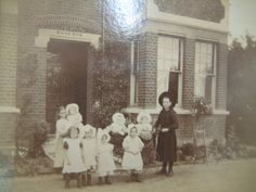 The orphanage, Clacton
