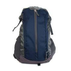 ESSL RU31 Wanderrucksack 25 L Dunkelblau - ESSL Rucksäcke und Taschen Online Shop Nylons, Backpacks, Bags, Fashion, Hiking, Dark Blue, Darkness, Handbags, Moda