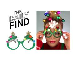 """""""Daily Find: Claire's Glasses"""" by polyvore-editorial ❤ liked on Polyvore featuring Forever 21 and DailyFind"""