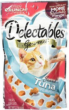 Hartz Delectables Cat Treats Seared Tuna * Click image for more details.