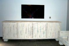 Twizziedesign steigerhout dressoir