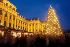 christmas markets vienna - Google Search