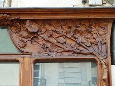 Goudchaux Shop - today Credit Agricole - detail