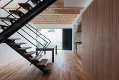 nobuo araki delineates house in daizawa with concrete wall