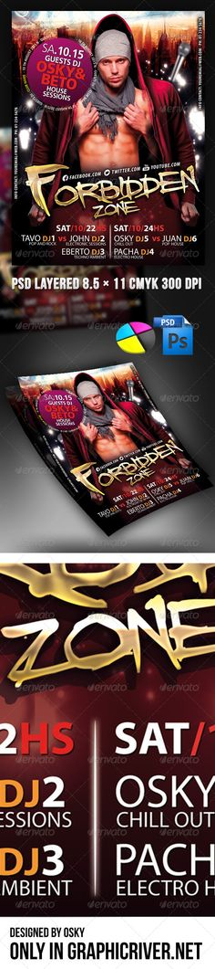 Realistic Graphic DOWNLOAD (.ai, .psd) :: http://jquery-css.de/pinterest-itmid-1004011057i.html ... Forbidden Party ...  advertisements, backgrounds, club, club party, cool, cool flyer, dj, event, flyer, flyer cool, flyermusic, forbidden, friday, music, nightclub, party, popular, psd, rock, satutday, speakers, spring, template  ... Realistic Photo Graphic Print Obejct Business Web Elements Illustration Design Templates ... DOWNLOAD :: http://jquery-css.de/pinterest-itmid-1004011057i.html