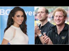 Prince Harry introduces Meghan Markle to Prince William