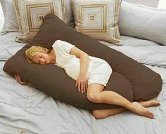 Pregnancy body pillows
