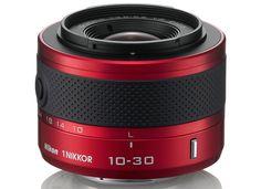 Nikon 1 Mirrorless Compact SLR #camera #photogrpahy #product #design