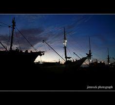 pasar ikan - jakarta, indonesia