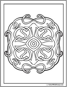 irish people coloring pages - photo#39