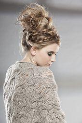 Gruainne Jacket pattern by Di Gilpin