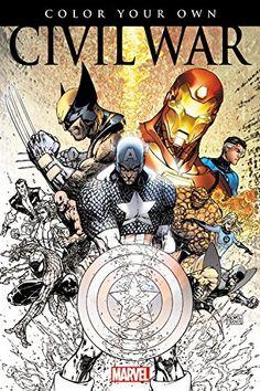 Color Your Own Civil War Marvel https://www.amazon.com/dp/0785195599/ref=cm_sw_r_pi_awdb_x_3vSFybY0WK55W