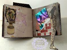 The Romantic steampunk junk journal https://youtu.be/YVzU6qx0qds