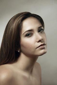 Portrét Nela  modelka: Nela Brančíková foto a postprodukce: Michal Botek vizáž: Kateřina Marková — v Olomouc