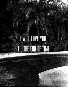 "#Lana Del Rey #Lyrics-- totes my future ""first dance"" wedding song!!!"