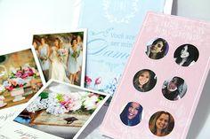 convites madrinhas casamento