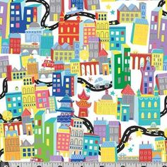 what a city by Jill McDonald