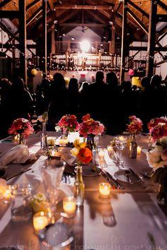 Katie & Jon's Byron Colby Barn Wedding | Chicago Wedding Florist