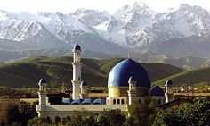 Almaty tour package to get the best deal on booking? This is a leading travel agency for customized Almaty Vacation Planning. Vacations To Go, Vacation Places, Places To Travel, Places To Visit, Central Mosque, Beautiful Castles, Central Asia, Countries Of The World, Around The Worlds