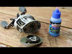 How To Oil a Casting Reel -- Bass Fishing Tutorial - YouTube