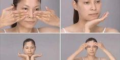masaje facil japones para rejuvenecer 10 anios