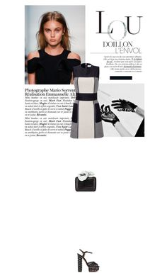 """""""Over Age 20?"""" by janchy1 ❤ liked on Polyvore featuring Charlotte Olympia, Nancy Gonzalez and dVb Victoria Beckham"""