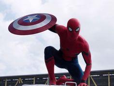 Tráiler de Capitán América-Civil War incluye a Spider-Man y causa revuelo en redes sociales | El Puntero