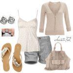 Pink Tweed - Polyvore
