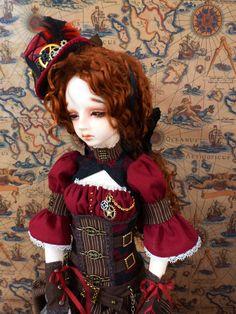 steampunk doll by ~black-dark-angel83 on deviantART