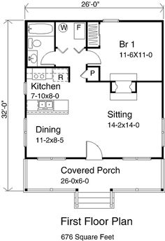 Small House Plans Under 1000 Sq FT Small House Plans Under 1000