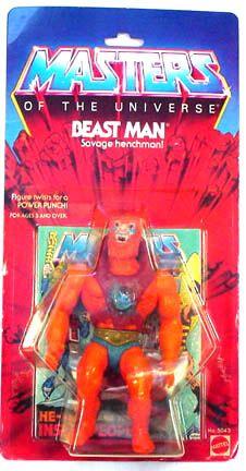 Les Maitres de L'univers - BeastMan