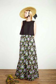 Kolonaki - maxi skirt