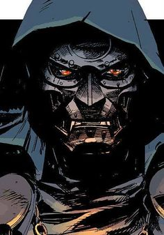 Doctor Doom screenshots, images and pictures - Comic Vine Comic Book Characters, Marvel Characters, Comic Character, Comic Books Art, Marvel Villains, Marvel Comics Art, Marvel Heroes, Comic Sans, Doctor Doom