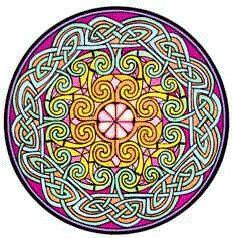 Celtic Symbol Anam Cara | Psychic Readings-Celtic Psychic Mystics-Mystical Psychics
