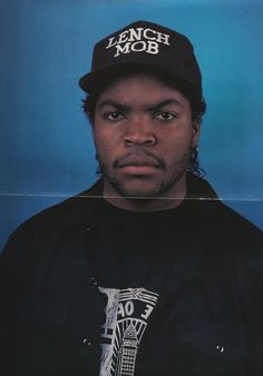 Ice cube back in the day