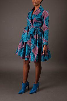 NEW The Gugu Dress by DemestiksNewYork on Etsy