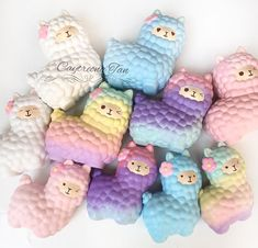 Where can I find these squishies? I've found one on Amazon is there any other place they can be found?