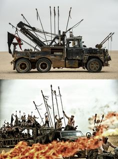 Mad Max Vehicles