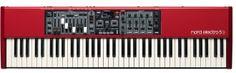 #Синтезатор #Nord@Electro 5D 73 #музыка #музыкант #клавишник #BigBand #synthesizer #keyboard