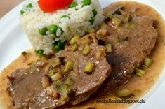 Food And Drink, Beef, Recipes, Meat, Recipies, Ripped Recipes, Cooking Recipes, Steak
