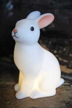 Little Bunny Rabbit Light - Battery Powered