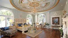 Home of the Day: French Chateau-inspired in La Canada Flintridge