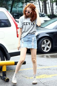 Wonder Girls Sunmi - Born in South Korea in 1992. #Fashion #Kpop