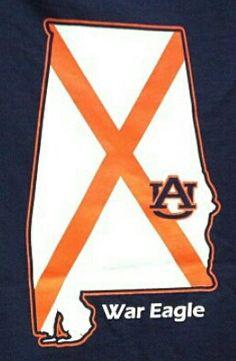 Auburn love