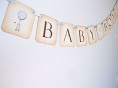 Winnie the Pooh Bunting, Winnie the Pooh Banner, Winnie the Pooh Baby Shower Decoration, Baby Boy Bunting Garland, Photo Prop Matching Items