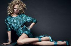 Hana Jirickova, Czech model for  NUMERO Russia May 2014 | via www.orientsystem,com