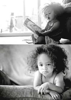 Image discovered by Rose. Find images and videos about cute, adorable and kids on We Heart It - the app to get lost in what you love. Beautiful Children, Beautiful Babies, Precious Children, Beautiful People, Cute Kids, Cute Babies, Divas, Curly Hair Styles, Natural Hair Styles