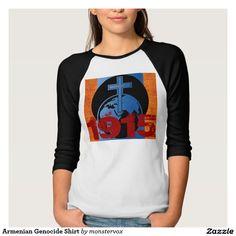 Armenian Genocide Shirt #Genocide #Armenian #Armenia #Turkey #Justice #Cross #Christian #Shirt #Tshirt #Tee