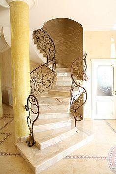 Lépcsők,amiken szívesen felmennék,vagy le. on Pinterest | Spiral ...