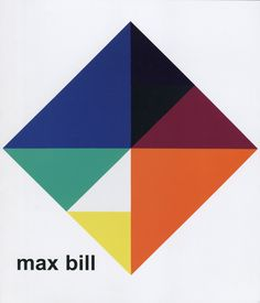Max Bill #geometry #graphics #maxbill
